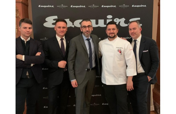 KING OF TRUFFLES CON ESQUIRE AL PITTI UOMO DI FIRENZE