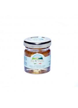 Preparato a base di miele con tartufo nero