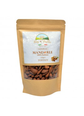 Italian Toasted Almonds - King of Truffles