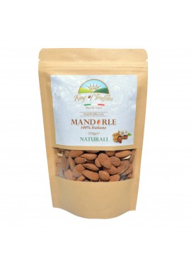 Italian natural almonds - King of Truffles
