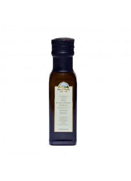 Condimento a base di olio extravergine di oliva aromatizzato al tartufo bianco