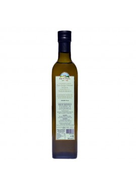 Condiment based on extravirgin olive oil with white truffle