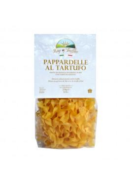 Pappardelle al tartufo - King if Truffles