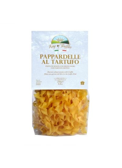 Pappardelle with truffle - King of Truffles